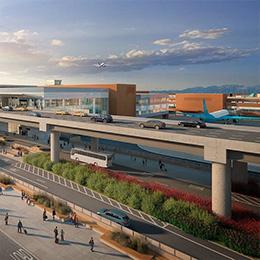 SLC – South Concourse West