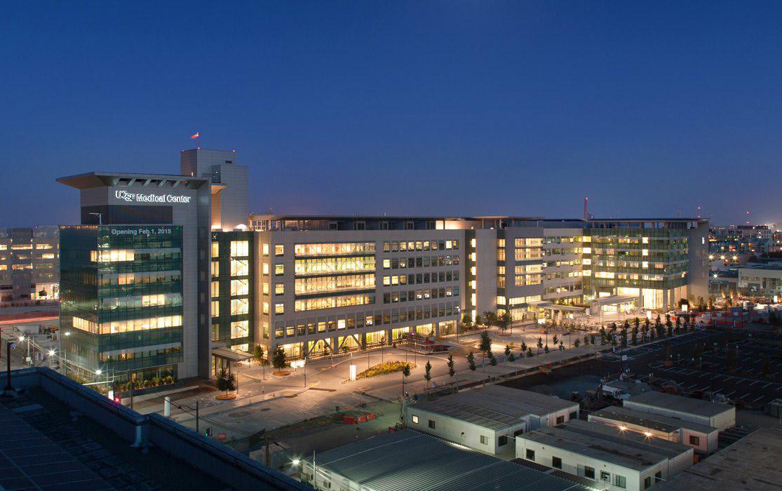 UCSF MEDICAL CENTER San Francisco