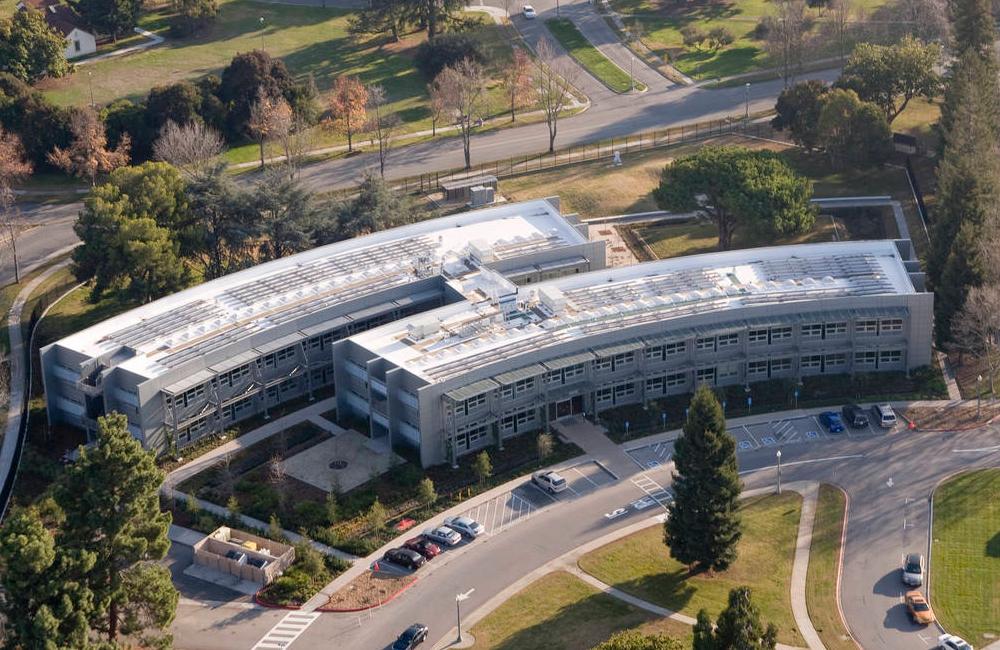 NASA Ames Building
